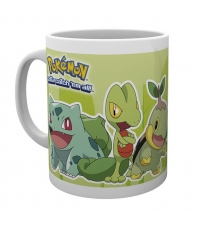 Mug Pokémon Grass Partners 295 ml