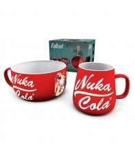 Gift Set Fallout Nuka Cola Mugs