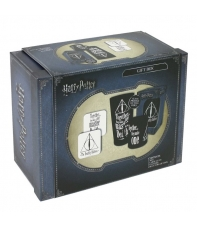 Pack Regalo Harry Potter Reliquias de la Muerte