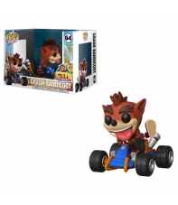 Pop! Rides Crash Bandicoot 64 Crash Team Racing Nitro Fueled