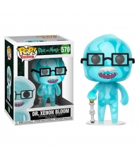 Pop! Animation Dr. Xenon Bloom 570 Rick and Morty