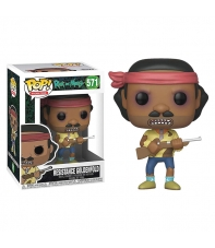 Pop! Animation Resistance Goldenfold 571 Rick and Morty