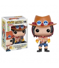 Pop! Animation Portgas. D. Ace 100 Shonen Jump One Piece