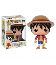 Pop! Animation Monkey. D. Luffy 98 Shonen Jump One Piece