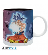 Taza Dragon Ball Super Goku vs Jiren 320 ml