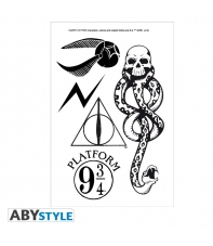 Tatoos Temporals Harry Potter