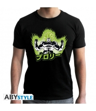 Camiseta Dragon Ball Super Broly the Movie Hombre