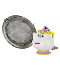 Tea Infuser Diney Beauty and the Beast Mrs Potts