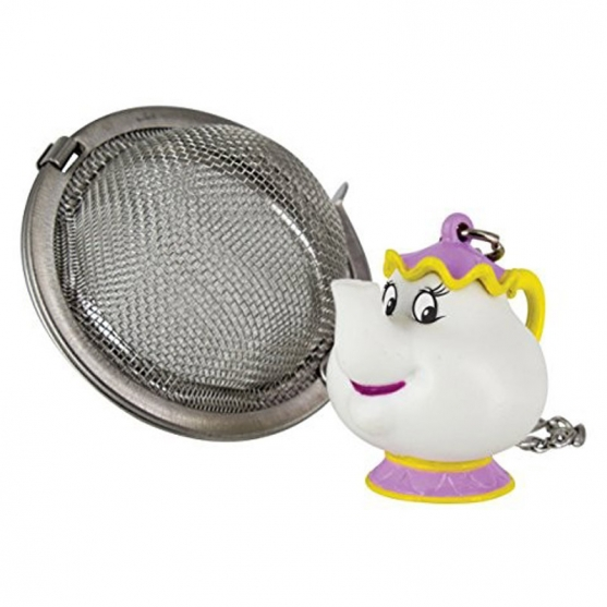 Difusor de Té Diney la Bella y la Bestia Mrs Potts