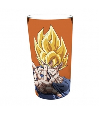 Vaso Dragon Ball Z Goku Super Saiyan 500 ml