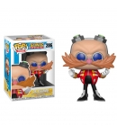Pop! Games Dr. Eggman 286 Sonic The Hedgehog