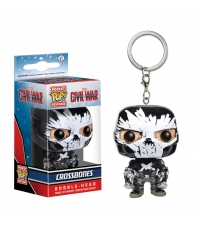 Keychain Pop! Crossbones Marvel Civil War Captain America