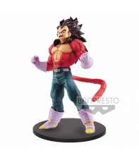 Figura Dragon Ball Gt Vegeta SS4 Blood of Saiyans Special IV, 20 cm