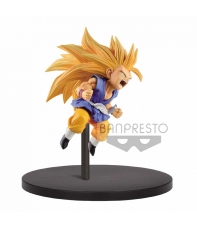 Figura Dragon Ball Super Super Saiyan 3 Son Goku Fes!! 10 cm