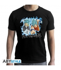 Camiseta Dragon Ball Super Goku y Vegeta Hombre