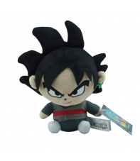 Teddy Dragon Ball Super Son Goku Black 20 cm