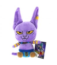 Peluche Dragon Ball Super Beerus 23 cm