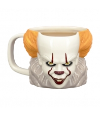Taza IT 3d Pennywise 330 ml