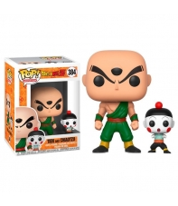 Pop! Animation Tien and Chiaotzu