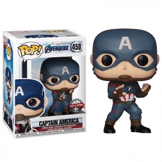 Pop! Captain America 464 Marvel Avengers