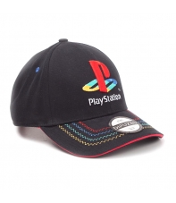 Gorra Playstation Logo Retro