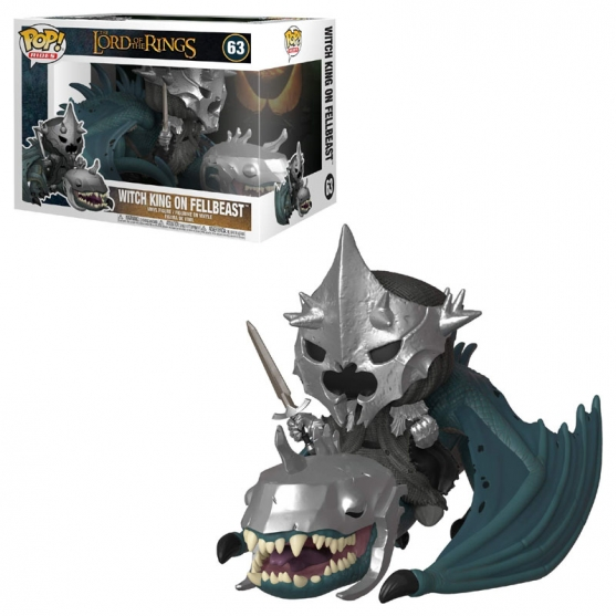 Pop! Rides Witch King On Fellbeast 63 The Lord of the Rings