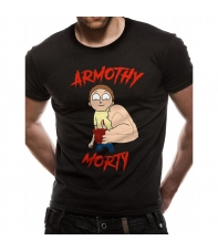 Camiseta Rick and Morty Armothy Morty Hombre