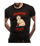 Camiseta Rick & Morty Armothy Morty Hombre