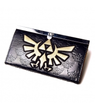 Purse The Legend of Zelda Logo Triforce