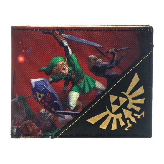 Cartera The Legend of Zelda Ocarina of Time