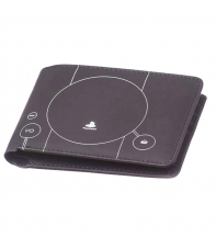 Wallet Playstation Console Black