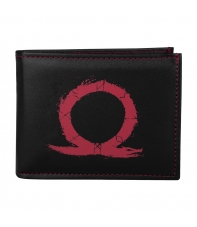 Wallet God of War Serpent Logo