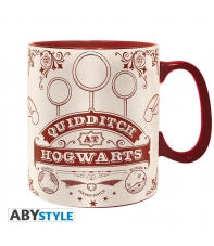 Taza Harry Potter Quidditch at Hogwarts 460 ml
