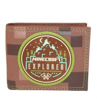 Cartera Minecraft Explorer