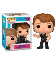 Pop! Movies Johnny 697 Dirty Dancing