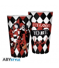 Vaso XXL Dc Harley Quinn It's Good to be Bad 500 ml