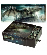 Puzzle Harry Potter Gringotts Bank Escape, 1000 pieces