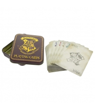 Playing Cards Poker Harry Potter Hogwarts