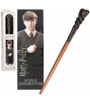 Wand & Bookmark Harry Potter Neville Longbottom