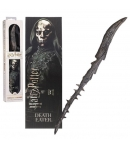 Wand & Bookmark Harry Potter Death Eater (Thorn)