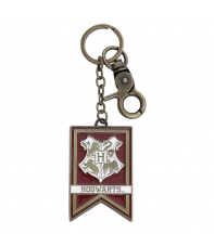 Llavero Harry Potter Estandarte Hogwarts