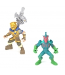 Set Figuras y Accesorios Fortnite,Battle Hound & Flytrap Royale Col. 5 cm