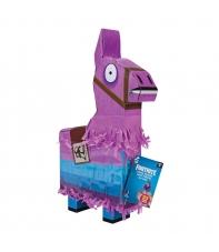 Piñata con Figura Rust Lord (10 cm) y Accesorios Fortnite, Llama 35 cm