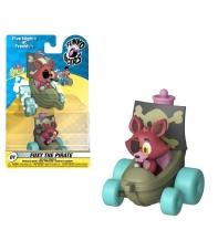 Figura Fight Nights at Freddy's, Foxy the Pirate Funko Rarcers 5 cm