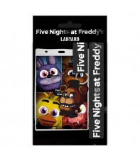 Lanyard Five Nights at Freddy's Faz Bear