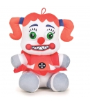 Peluche Five Nights at Freddy's Sister Location, Circus Baby 20 cm