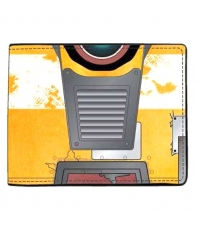 Cartera Borderlands Claptrap