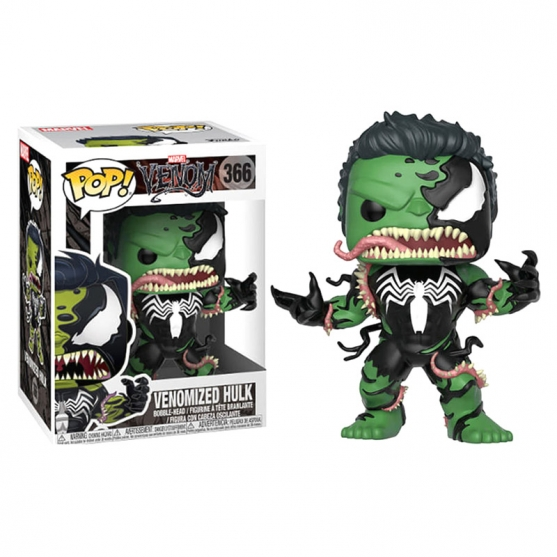 Pop! Venomized Hulk 366 Marvel Venom