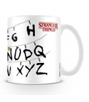 Taza Stranger Things Lights 315 ml