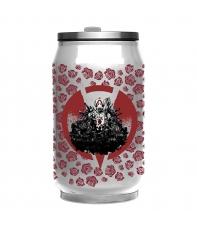Taza de Viaje Borderlands 3 Lata Bandit Roses 330 ml